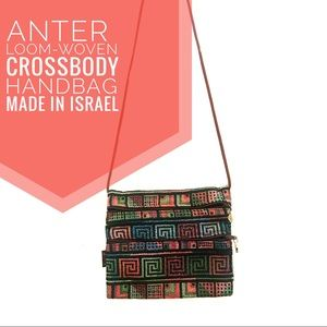 Anter Made In Israel: Loom Woven Bags